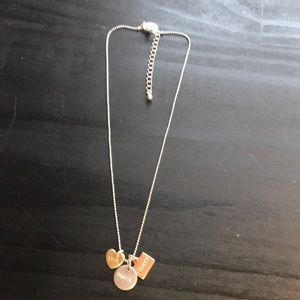 American Eagle Outfitters dainty charm necklace